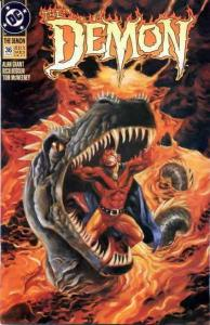 Demon, The (3rd Series) #36 VF/NM; DC | save on shipping - details inside