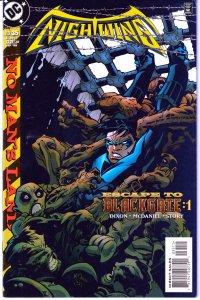 Nightwing(vol. 1) #35  No Man Land