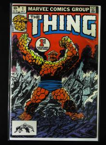 Thing (1983 series) #1, NM- (Actual scan)