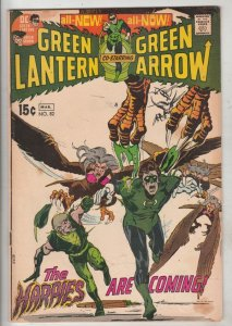 Green Lantern #82 (Mar-71) FN+ Mid-High-Grade Green Lantern, Green Arrow