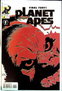 Exile on the Planet of the Apes #6 (2012)