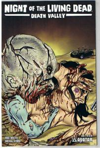 NIGHT of the LIVING DEAD Death Valley #4, NM+, Zombies,2011, more NOTLD in store