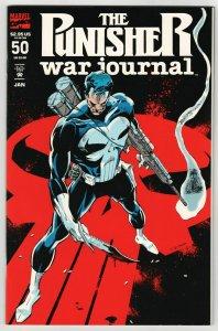 Punisher War Journal #50 (Marvel, 1993) VF