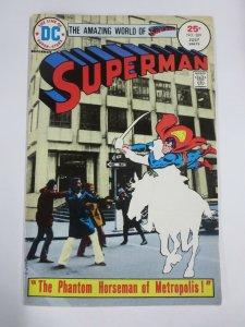 SUPERMAN 289 F  July 1975