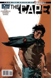 Cape (Joe Hill's ), The #1B VF/NM; IDW   save on shipping - details inside