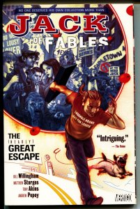 Jack Of Fables: The (Nearly) Great Excape-#1-Bill Willingham