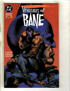 Lot Of 2 Batman Vengeance Of Bane # 1 & 2 NM 1st Prints DC Comic Books SM8