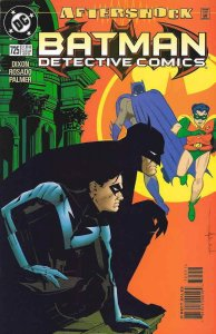 Detective Comics #725 VF; DC | save on shipping - details inside