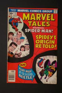 Marvel Tales #75 January 1977