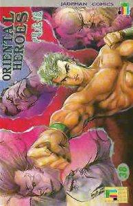 Oriental Heroes #38 VF/NM; Jademan | save on shipping - details inside