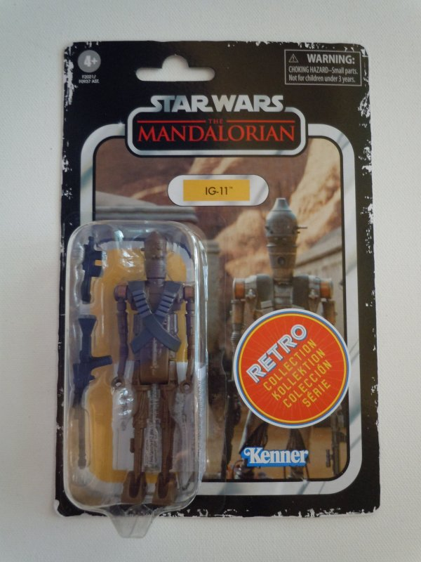 Star Wars The Retro Collection IG-11 3.75-inch Scale Action Figure