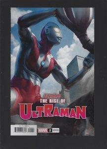 Ultraman: The Rise Of Ultraman #2 Variant (2020)