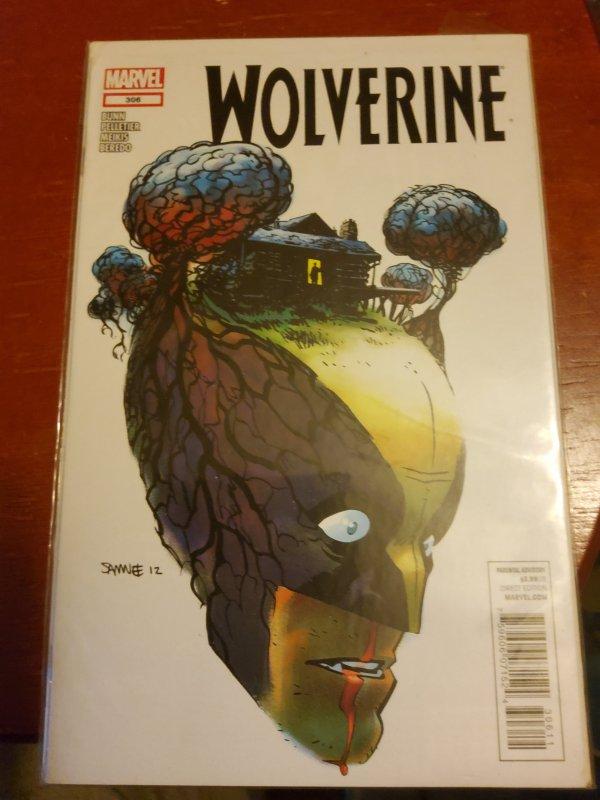 Wolverine #306 (2012)