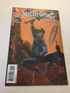 Nightwing 28 Steam Punk Variant Nm Near Mint DC Comics