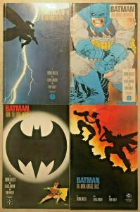BATMAN THE DARK KNIGHT RETURNS#1-4 VG/FN 1986 FRANK MILLER DC COMICS