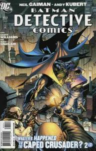 DETECTIVE COMICS (1937 DC) #853 NM- A95189