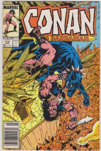 Conan the Barbarian #216