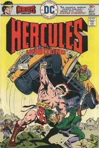 Hercules Unbound #4, Fine+ (Stock photo)