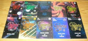 Wandering Star #1-21 VF/NM complete series - teri sue wood - sirius sci fi set