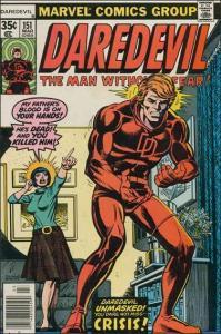 Marvel DAREDEVIL (1964 Series) #151 FN+