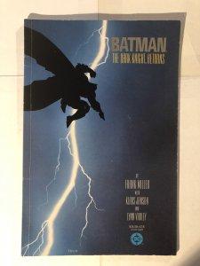 Batman: The Dark Knight #1 (1986) - 3rd Print