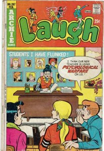 Laugh Comics #287 GD