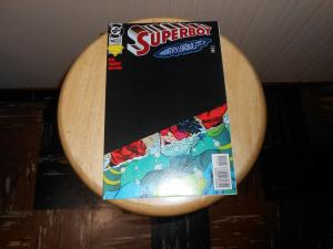 Superboy (1994 3rd Series) #14 Apr 1995 Cover price $1.50 DC
