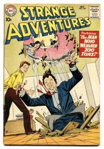 Strange Adventures #109 1959- Science Fiction- Dc comics VG/FN