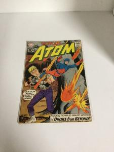 Showcase 35 Atom Vg- Very Good- 3.5 Silver Age