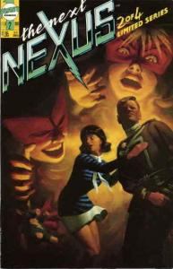 Next Nexus, The #2 VF/NM; First   save on shipping - details inside
