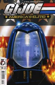 G.I. Joe Comic Book (Vol. 2) #15 VF/NM; Devil's Due | save on shipping - details