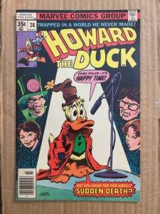 Howard the Duck #26 (1978)
