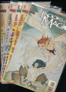 DC/Vertigo Small Lot of 5 ~ The Books of Magic #24,26,27,28,29 -- NM (HX82)