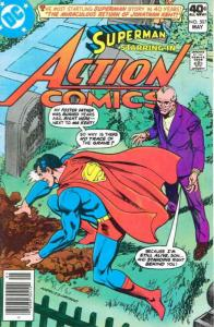 Action Comics #507 VF/NM; DC | save on shipping - details inside