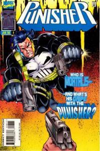 Punisher (1995 series) #8, NM (Stock photo)