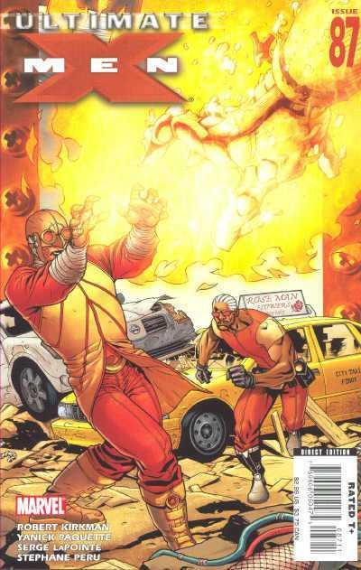 Ultimate X-Men (2001 series) #87, NM (Stock photo)