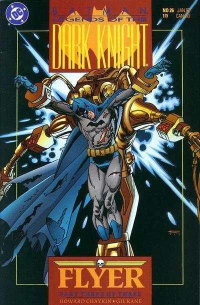 Batman: Legends of the Dark Knight #26, NM (Stock photo)