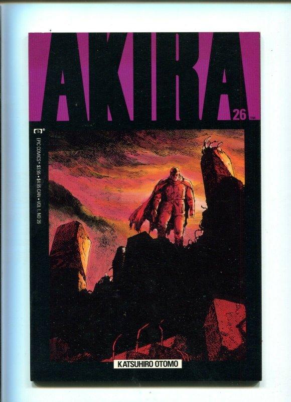 AKIRA 26 VF/NM