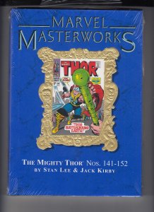 Marvel Masterworks MMW 80 Mighty Thor Limited Variant NEW in Shrink Wrap