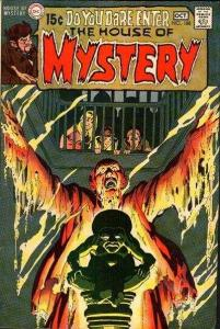 House of Mystery (1951 series) #188, VG- (Stock photo)
