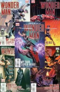 WONDER MAN (2007) 1-5  My Fair Super Hero