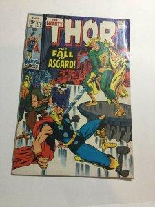 Thor 175 Gd/Vg Good/Very Good 3.0 Marvel Comics