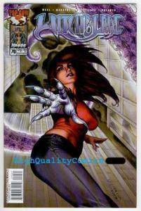 WITCHBLADE #70, NM+, Joseph Linsner, Femme Fatale, 2003, more JML in store