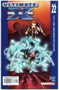 Ultimate X-Men #22 (Marvel, 2002) VF/NM