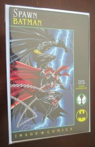 Spawn Batman #1 4.0 VG (1994)