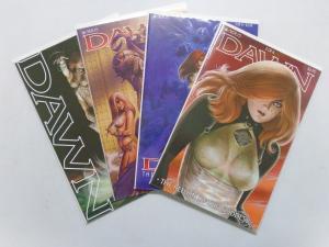 Dawn lot 4 different books 8.0 VF (1995)