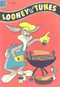 Looney Tunes and Merrie Melodies Comics #166, Good+ (Stock photo)