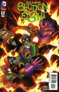 All Star Section 8 #5 VF/NM; DC | save on shipping - details inside