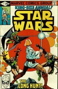 Star Wars Annual #1 - VF/NM - 1st Series!