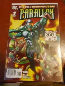 Tales of the Sinestro Corps: Parallax #1 (2007)